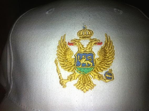 Kapa - crnogorski grb